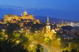 Royal Palace  Banks of the Danube  UNESCO World Heritage Site  Budapest  Hungary  Europe