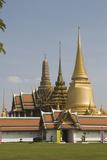 Royal Palace  Bangkok  Thailand