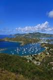 English Harbour  Antigua  Caribbean