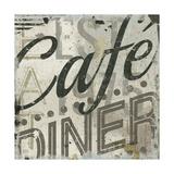 Restaurant Sign II