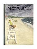 The New Yorker Cover - September 13  1952