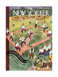 The New Yorker Cover - June 10  1933