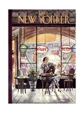 The New Yorker Cover - June 29  1935