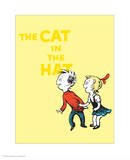 Cat in the Hat Yellow Collection III - Sally & Her Brother (yellow)