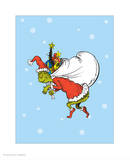 Grinch Collection III - He's a Mean One (snow)