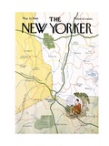 The New Yorker Cover - May 31  1969
