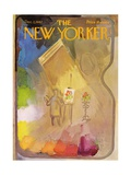 The New Yorker Cover - December 2  1967