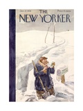 The New Yorker Cover - January 22  1938