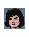 Jackie, 1964 Reproduction d'art par Andy Warhol