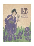 Iris Sheet Music Cover