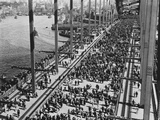 Opening of the Sydney Harbour Bridge