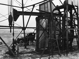 Persian Oil Well Pump