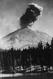 Volcano - Lassen Peak  USA
