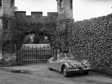 Jaguar XK120 Sports Car