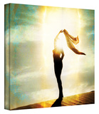 Body Light gallery-wrapped canvas
