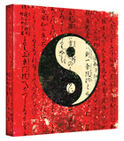 Yin Yang gallery-wrapped canvas
