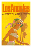 Los Angeles - United Air Lines