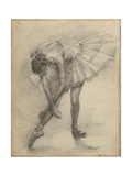 Antique Ballerina Study II