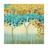 Forest Mosaic II Reproduction d'art par Erica J. Vess