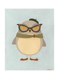 Hipster Owl I