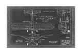 Aeronautic Blueprint VIII