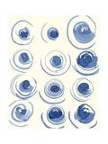 Macrame Blue II