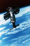 Salyut-7 Space Station