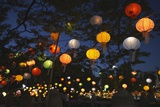 Paper Lanterns at Jangchung Park