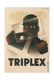 Poster for Triplex Auto Glass