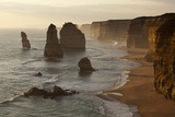 Twelve Apostles Sea Stacks in Australia