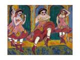 Czardas Dancers