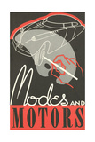 Modes and Motors Magazine Cover