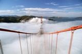 Road Deck of the Golden Gate Bridge