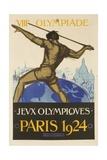 1924 Paris Summer Olymipcs