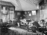Electric Devices in a Sitting Room