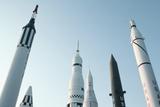 Rockets at Rocket Park