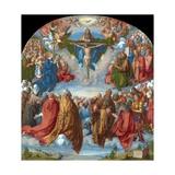 Adoration of the Trinity (Landauer Altarpiece)