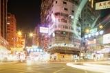Neon Signs of Tsim Sha Tsui