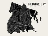The Bronx Reproduction d'art par Mr City Printing