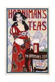 Horniman's Teas Advertisement Poster