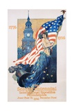 The Sesquicentennial International Exposition Poster