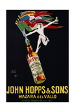 John Hopps and Sons Poster