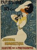 Paris Vivant Poster