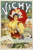 Vichy Poster