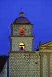 Bell Tower of the Santa Barbara Mission Church
