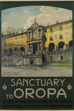 Sanctuary to Oropa Poster