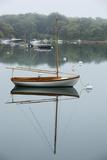 Sailboat  Woods Hole  Massachusetts