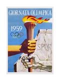 Giornata Olimpica 1959 Poster