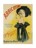 Abricotine Poster