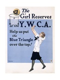 The Girl Reserves of the YWCA Poster